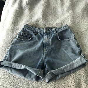 Carmar lf high waisted shorts